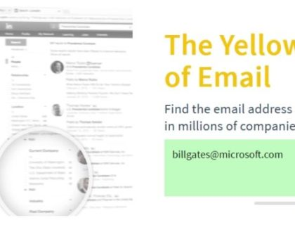 Finding Emails Made Easier with this Tool