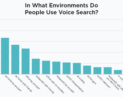 What we can learn from the latest trends in voice search