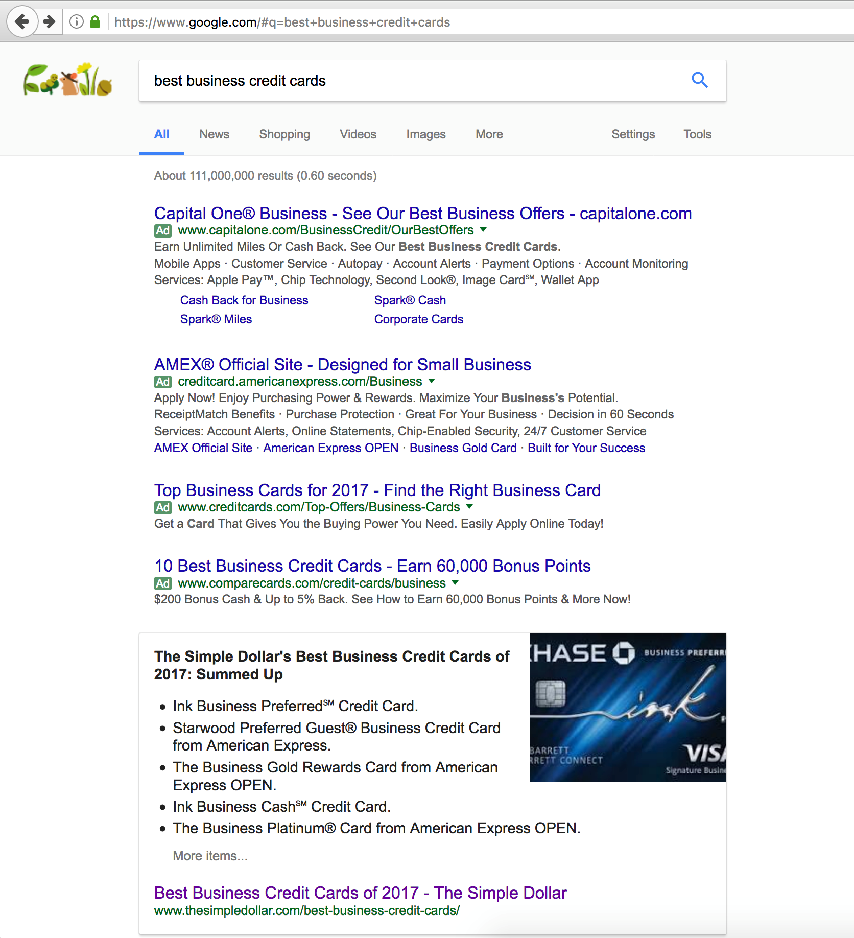 How featured snippets can be manipulated by private blog